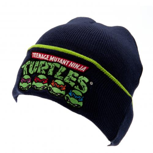 Teenage Mutant Ninja Turtles Knitted Hat Junior TU