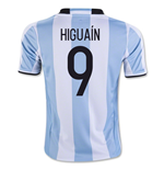 2016-17 Argentina Home Shirt (Higuain 9) - Kids