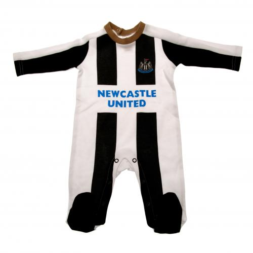 Newcastle United F.C. Sleepsuit 12/18 mths