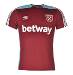 2016-2017 West Ham Training Shirt (Claret)