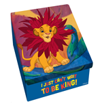 The King Lion Box 237156