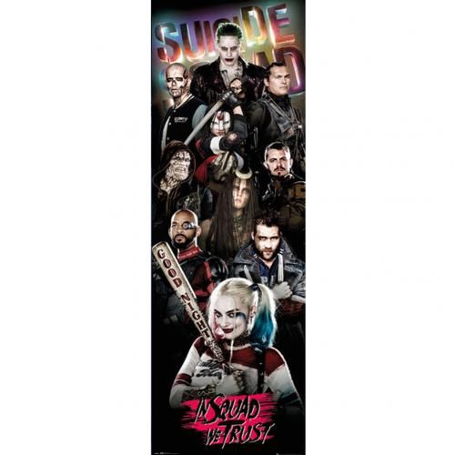 Suicide Squad Door Poster Group 311