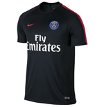 2016-2017 PSG Nike Training Shirt (Navy)