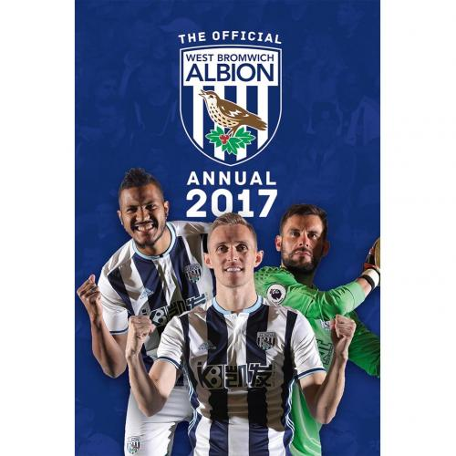 West Bromwich Albion F.C. Annual 2017