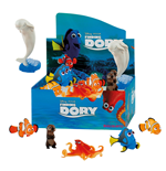 Finding Dory Trading Figures 5 - 10 cm Display (24)