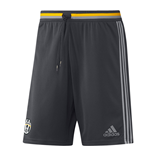2016-2017 Juventus Adidas Training Shorts (Grey) - Kids