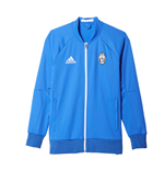 2016-2017 Juventus Adidas Anthem Jacket (Blue)