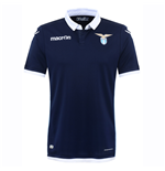 2016-2017 Lazio Authentic Away Match Shirt