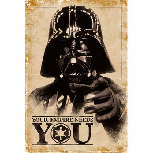 Star Wars Poster Empire Needs You 250