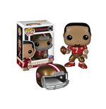 NFL POP! Football Vinyl Figure Colin Kaepernick (SF 49ers) 9 cm