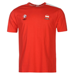 Austria UEFA Euro 2016 Core T-Shirt (Red)