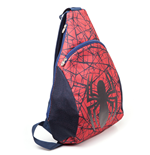 Spider-Man Sling Backpack Ultimate Spider-Man Logo