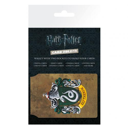 Harry Potter Card Holder Slytherin