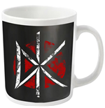 Dead Kennedys Mug Logo Distressed