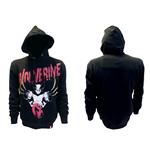 Wolverine - Black. Claws Hoody