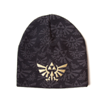 Zelda - Twilight Princess - Beanie, Golden Triforce