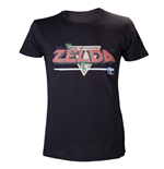 Zelda - The Legend - Retro Shirt