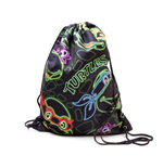 Turtles -Neon Style Gymbag