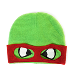 Retro Turtles - Raphael Face Beanie