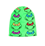 Retro Turtles - All 4 Turtles Beanie