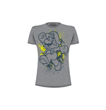Nintendo - Mario Spray Grey Melange