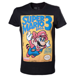 Super Mario Bros 3 T-Shirt