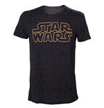 Star Wars - Stars and Logo T-shirt