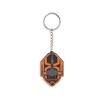 Star Wars - X-Wing Rubber Keychain, The Force Awakens