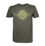 Star Wars - Yoda Word Play T-shirt