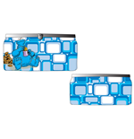 Sesame Street - Cookie Monster Girls Wallet