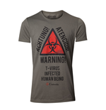 Resident Evil - Biohazard Warning T-shirt