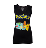 Pokémon - Starting Characters Female Tanktop