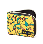 Pokémon - All Over Pikachu Zip Wallet