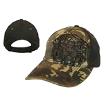 Miami Ink - Tiger Face Adjustable Cap