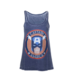 Marvel - Captain America Stars anf Stripes Tanktop