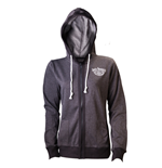 Jack Daniel's - Old No.7 Girl's Zipper Hoodie
