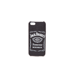 Jack Daniel's - leather phone cover for iPhone 5/5S