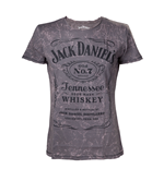 Jack Daniel's - Acid Washed T-shirt