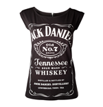 Jack Daniel's - Black, With Zipper On Back