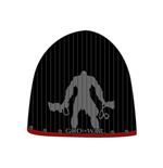 God Of War - Black Beanie