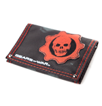 Gears Of War - Velcro Wallet with Logo