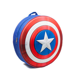 Captain America - Cap's Shield Kid's Molded Backpack