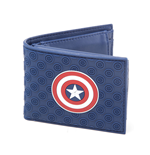 Captain America Civil War - Shield Logo Bifold Wallet