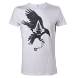 Assassin's Creed Syndicate - T-shirt White Crow