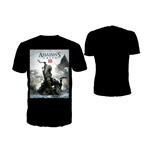 Assassin's Creed III - Game Cover T-shirt