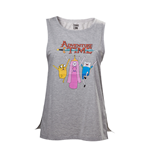 Adventure Time - Top with Finn, Jake and Princess Bubblegum