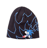 Sega - Sonic Beanie with Rubber Print
