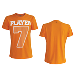 KNVB - Player 7. Orange Shirt