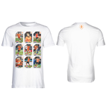 KNVB - Pictures. White Shirt