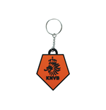 KNVB - Keychain Logo. Orange
